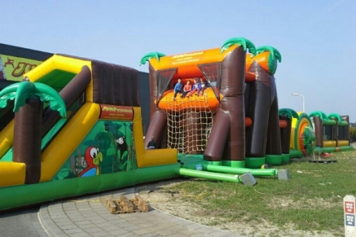 Mega Jungle Whipe-Outbaan 2